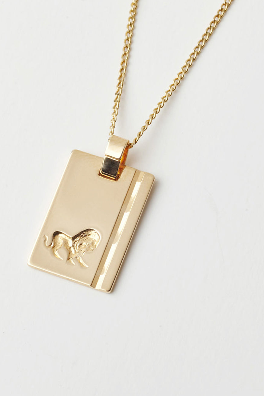 Reliquia - Starsign Necklace - Leo