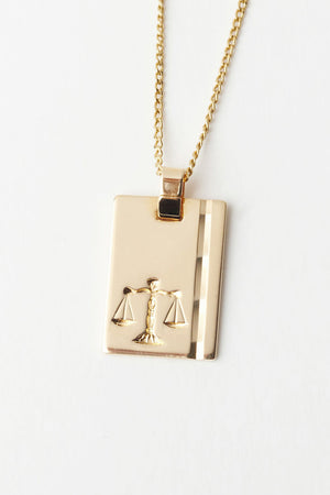 Reliquia - Starsign Necklace - Libra