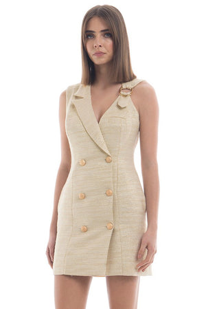 Misha Collection - Monica Blazer Dress