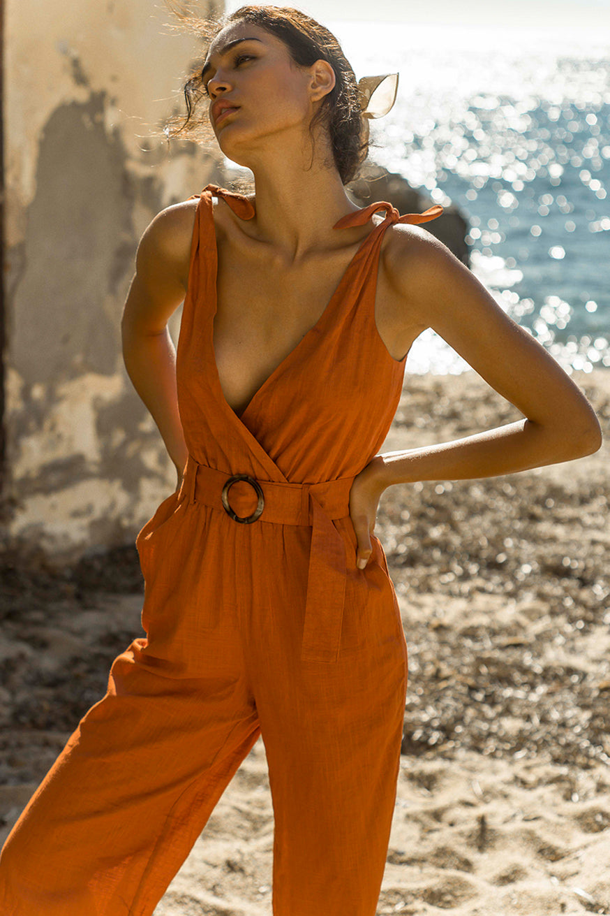 Seven Wonders - Bloom Jumpsuit