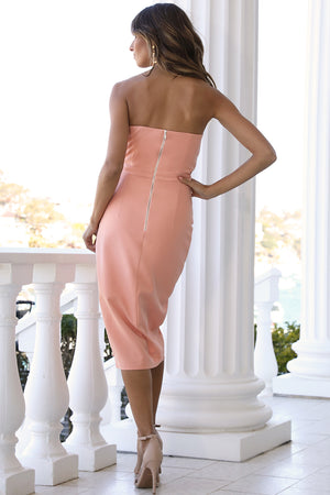Runaway - Goodies Dress - Blush