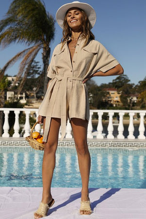 Runaway - The Weekend Playsuit