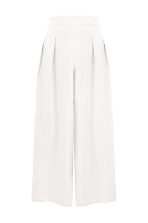 Piper Lane - Sabina Culotte - White
