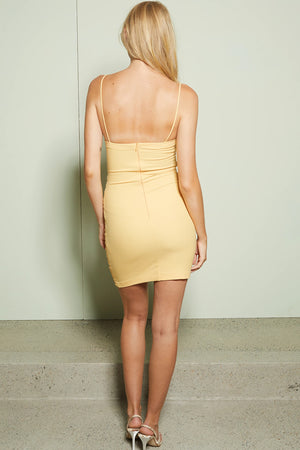 Bec & Bridge - Sadie Mini Dress - Sherbet