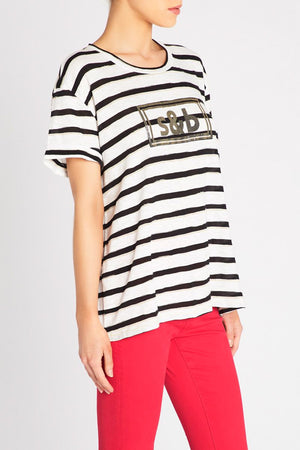 Sass & Bide - Goddess In Charge Tee