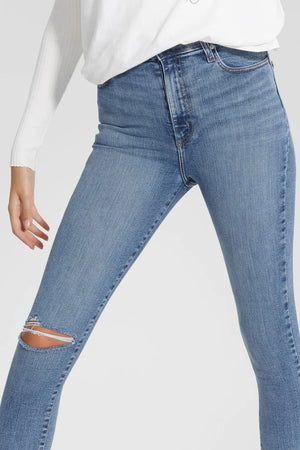 Nobody Denim - Siren Skinny Ankle - Infatuation