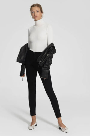 Nobody Denim - Siren Skinny Ankle - Powerblk