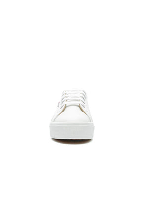 Superga - 2730 Nappa Leather - White