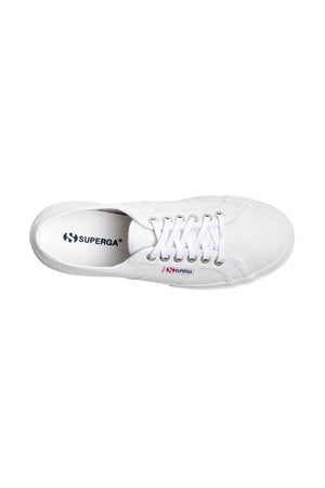 Superga - 2750 Cotu - White Leather