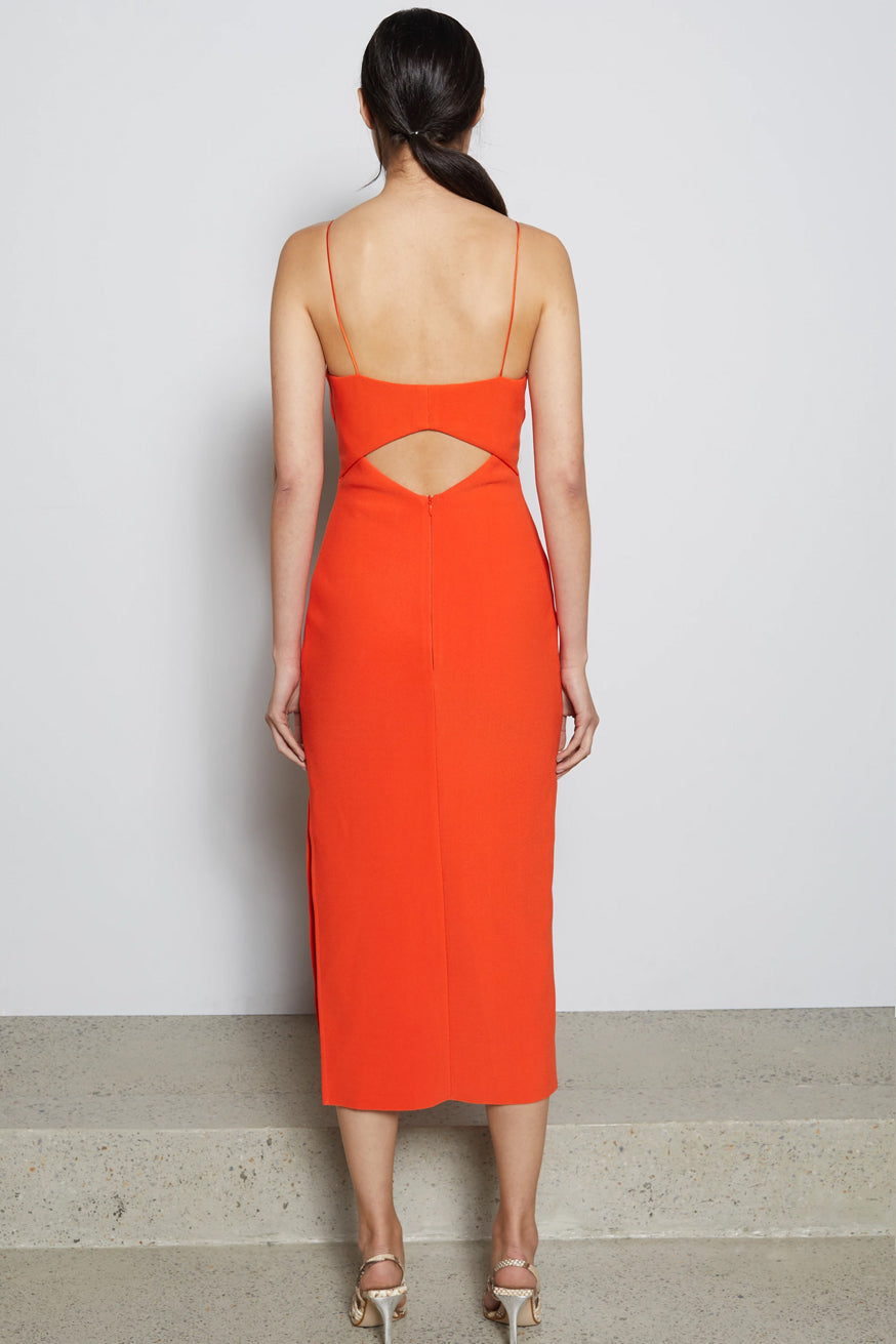 Bec & Bridge - Ulla Cut Out Midi Dress