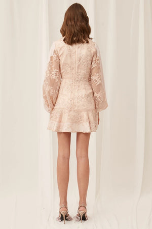 Keepsake the Label - Vision Dress - Nude