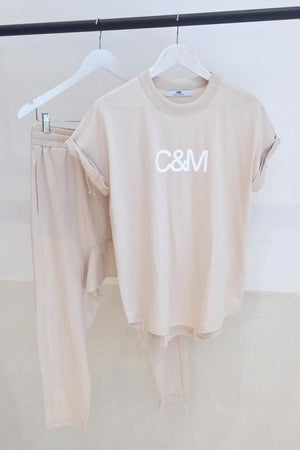 C&M - Willa Set - Chalk