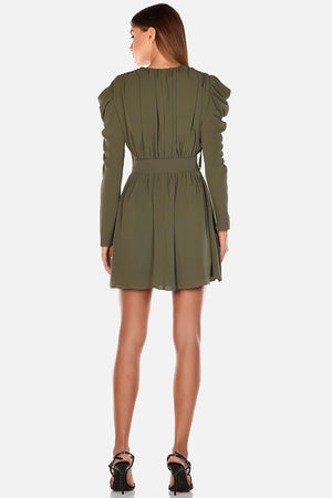 Misha Collection - Zahlia Dress - Khaki