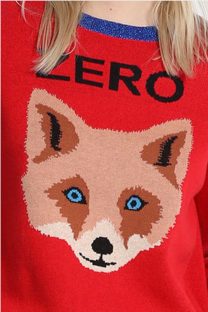 Vestire - Zero Fox Sweater