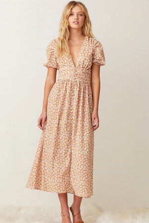 Bec & Bridge - Zoe Midi Dress - Floral