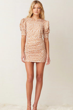 Bec & Bridge - Zoe Mini Dress - Floral
