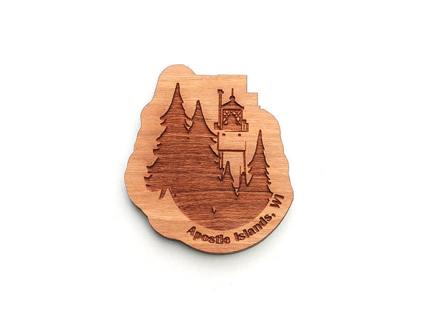Good Earth Outfitters Apostle Island Magnet - Nestled Pines