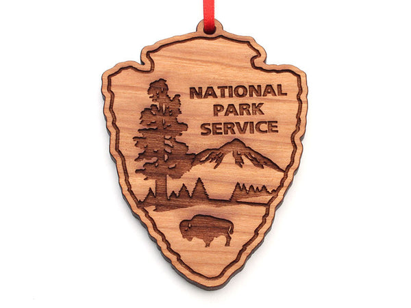 Arrowhead Store NPS Arrowhead Ornament