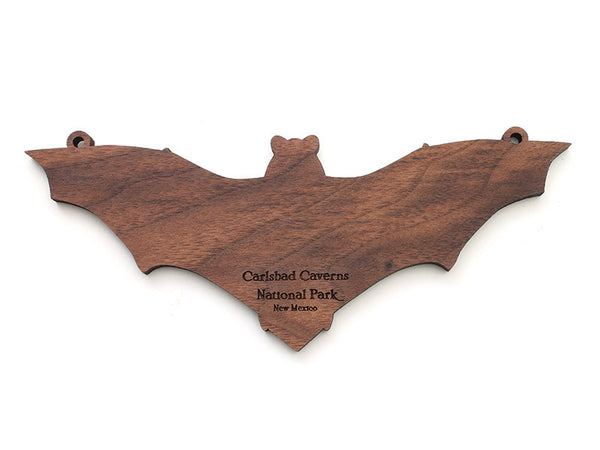 Carlsbad Caverns NP Bat Ornament - Nestled Pines