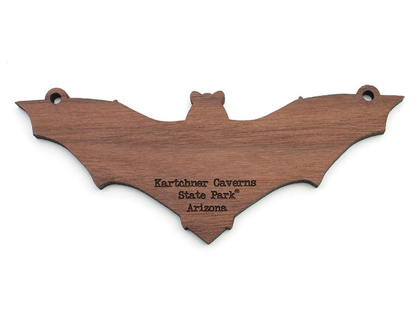 Kartchner Caverns Bat Custom Ornament (LOOSE) - Nestled Pines