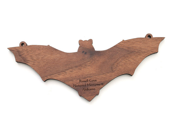 Russell Cave NM Bat Ornament - Nestled Pines