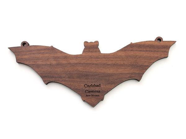 Carlsbad Caverns Bat Ornament - Nestled Pines