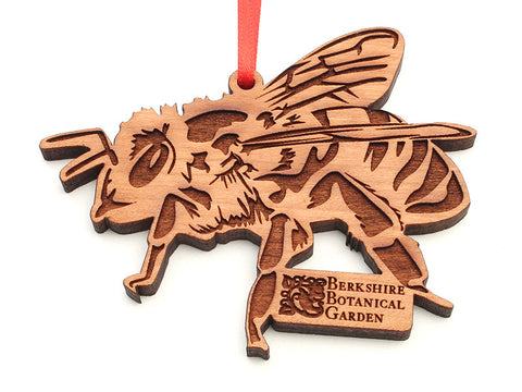 Berkshire Botanical Garden Honey Bee Ornament