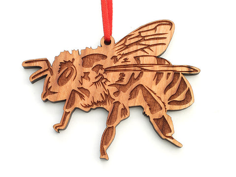 Honey Bee Ornament - Nestled Pines