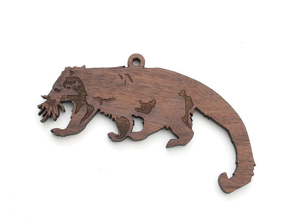 Binturong Ornament - Nestled Pines