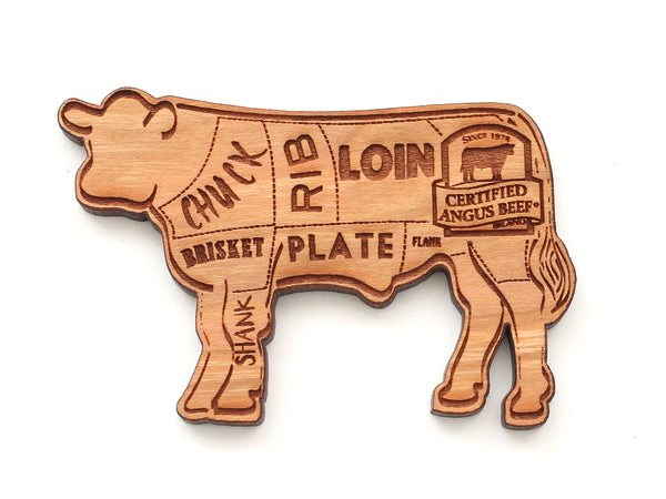 Certified Angus Beef Cuts Magnet Alt Placement