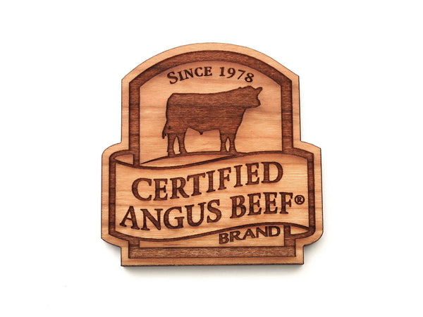 Certified Angus Logo Magnet