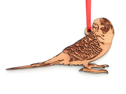 Budgerigar (common parakeet) Ornament
