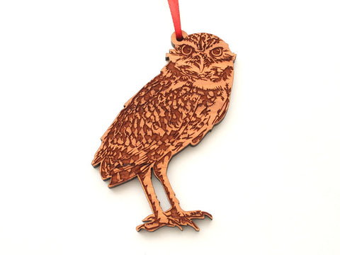 Burrowing Owl Ornament