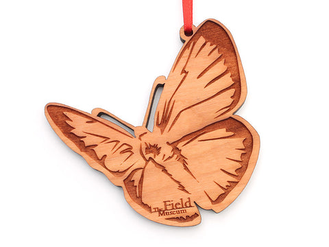 Field Museum Butterfly Ornament 4 - Nestled Pines