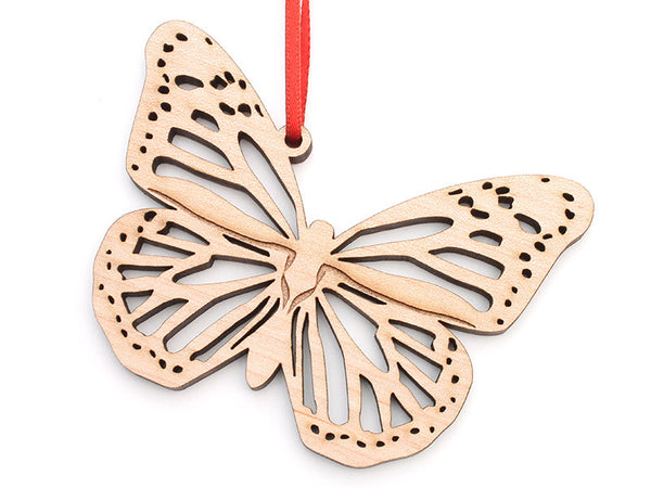 Monarch Butterfly Ornament B - Nestled Pines