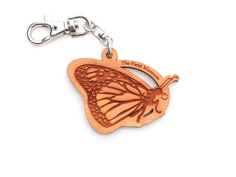Field Museum Butterfly Key Chain 2 - Nestled Pines
