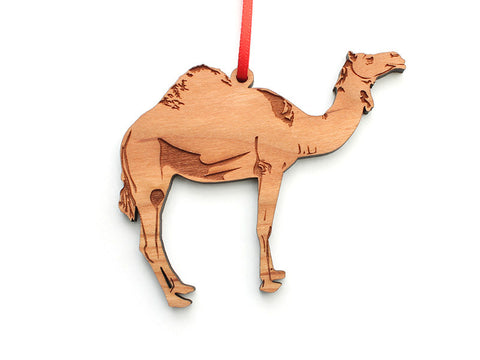 Camel Ornament - Nestled Pines