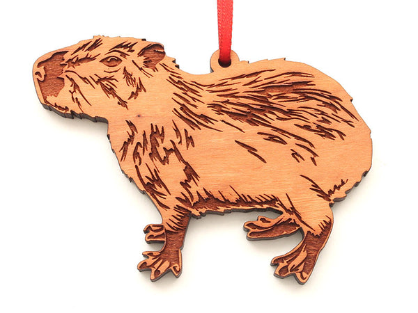 Capybara Ornament