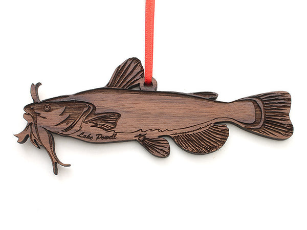 Lake Powell Catfish Ornament - Nestled Pines
