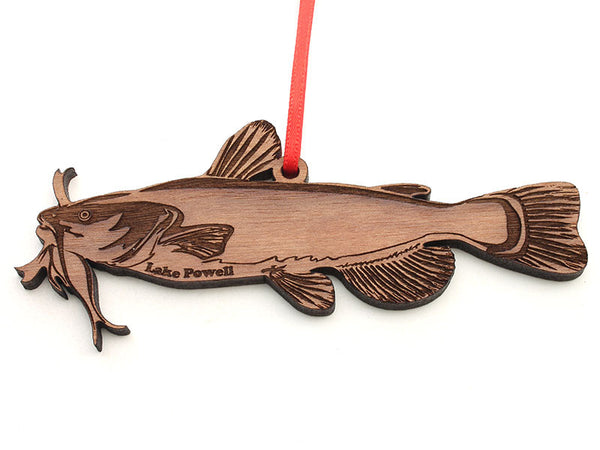 Lake Powell Paddleboards Catfish Ornament