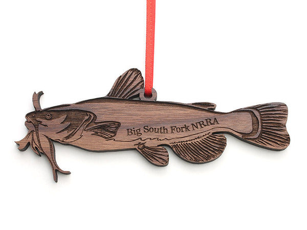 Big South Fork Catfish Ornament - Nestled Pines