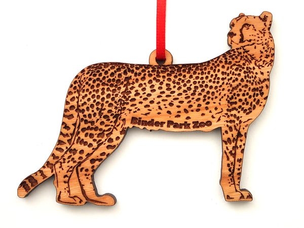Binder Park Zoo Cheetah Ornament