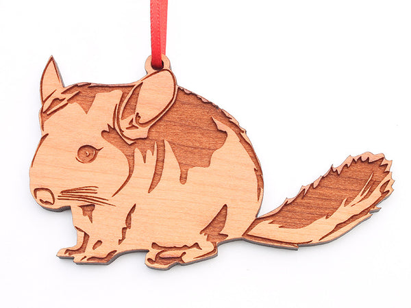 Chinchilla Ornament - Nestled Pines