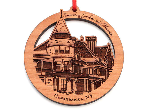 Sonnenberg Gardens and Mansion House Circle Ornament