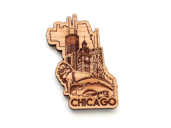 City of Chicago Tourist Magnet