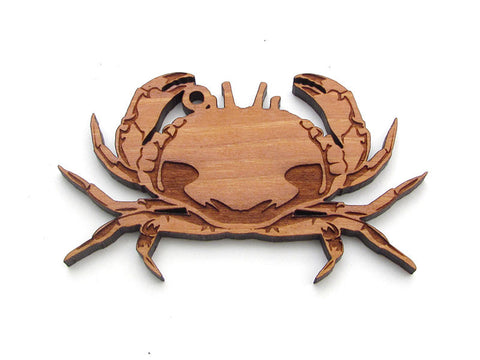 Crab Ornament - Nestled Pines