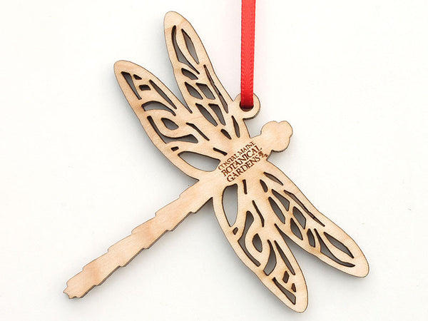 Coastal Maine Botanical Gardens Dragonfly Ornament