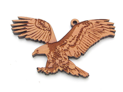 Bald Eagle Ornament - Nestled Pines