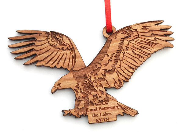 Land Between the Lakes Eagle Ornament