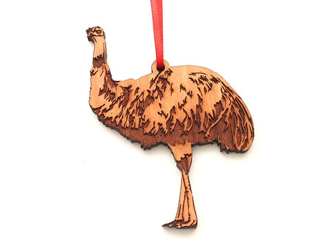 Emu Ornament
